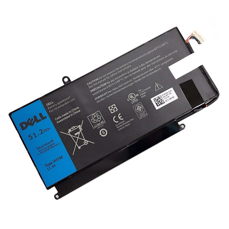 VH748 Laptop Battery/Adapter